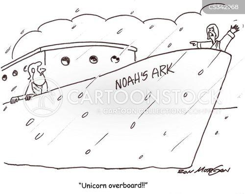 overboard cartoon