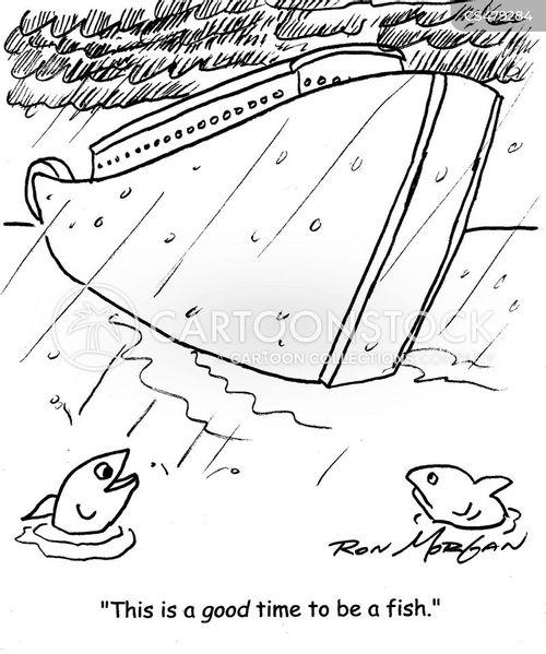 bible myth cartoon