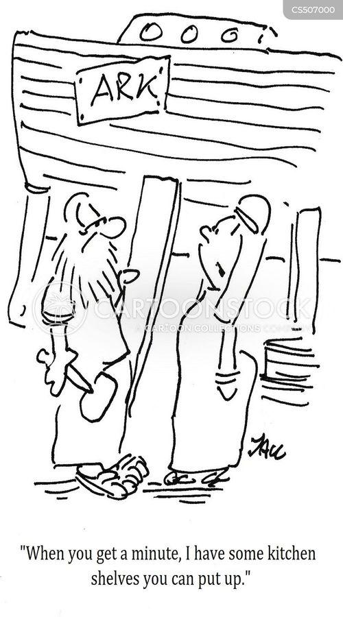 diy chore cartoon