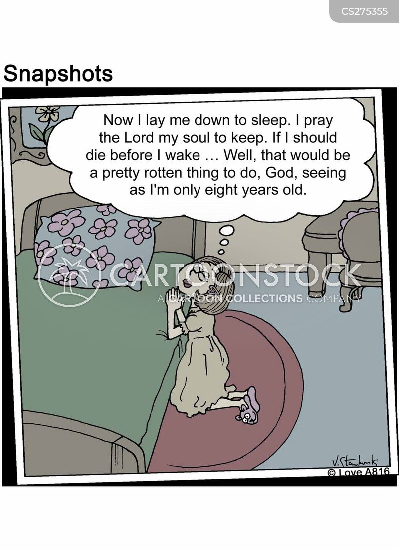 Now I Lay Me Down To Sleep Cartoons And Comics Funny Pictures From