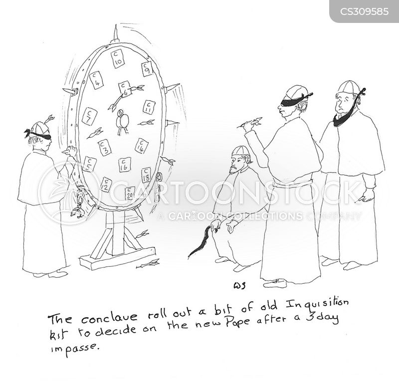 inquisition cartoon