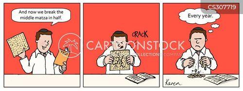 passovers cartoon