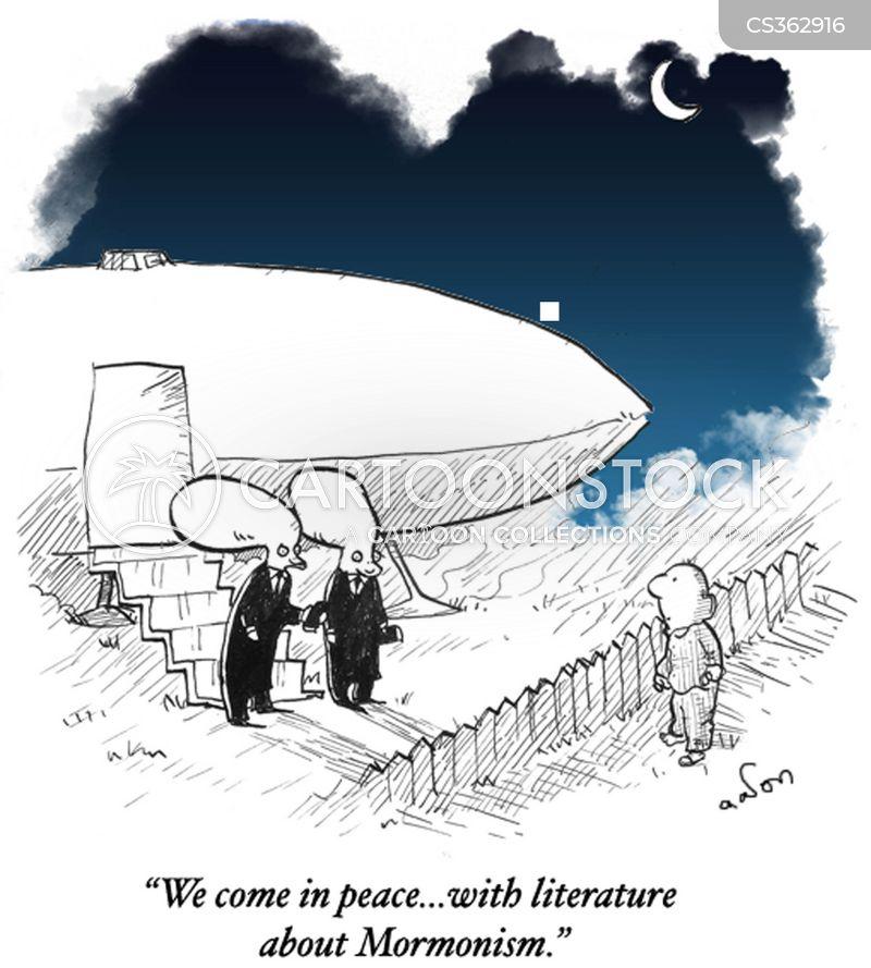 mormonism cartoon