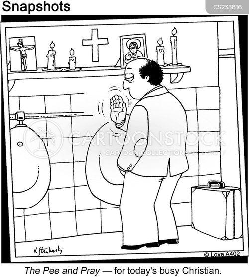 busy lives cartoon