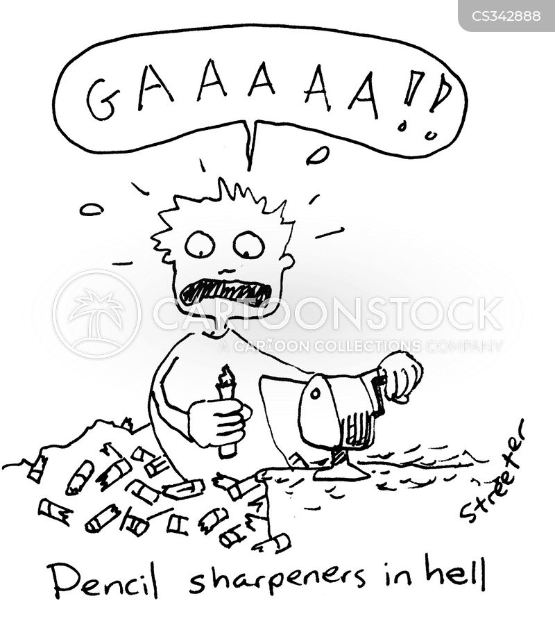 Pencil Sharpeners Cartoons And Comics Funny Pictures