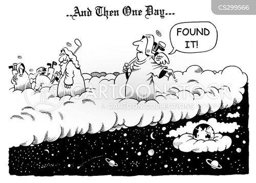 off day cartoon