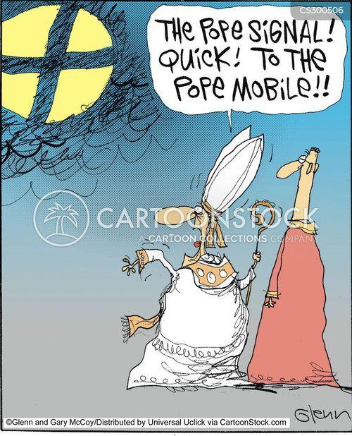 signalling cartoon