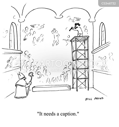 caption cartoon