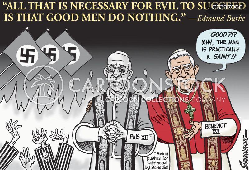 the holocaust cartoon