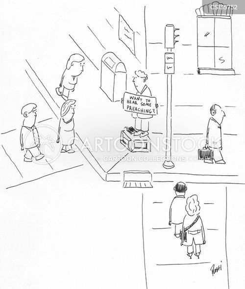 soapbox cartoon