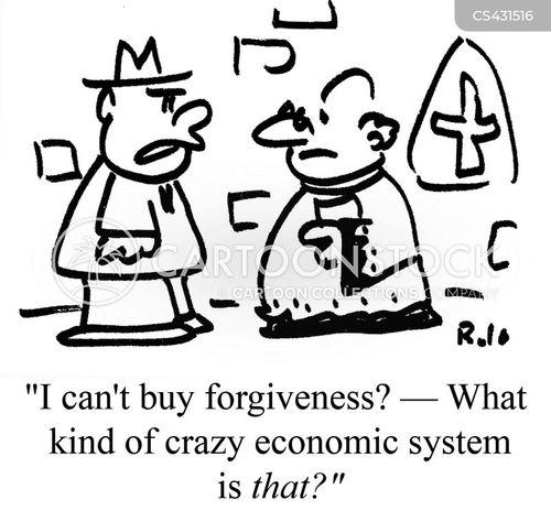 economic systems cartoon