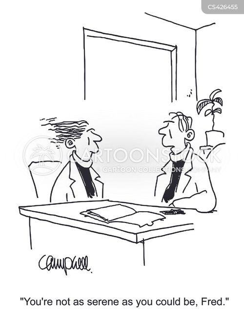 ministry cartoon