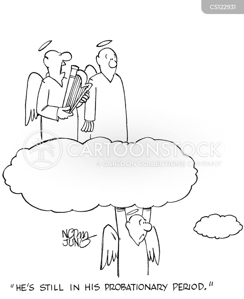 Probationary Period Cartoons And Comics Funny Pictures From