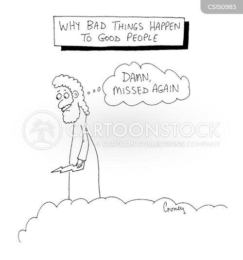 evil doers cartoon