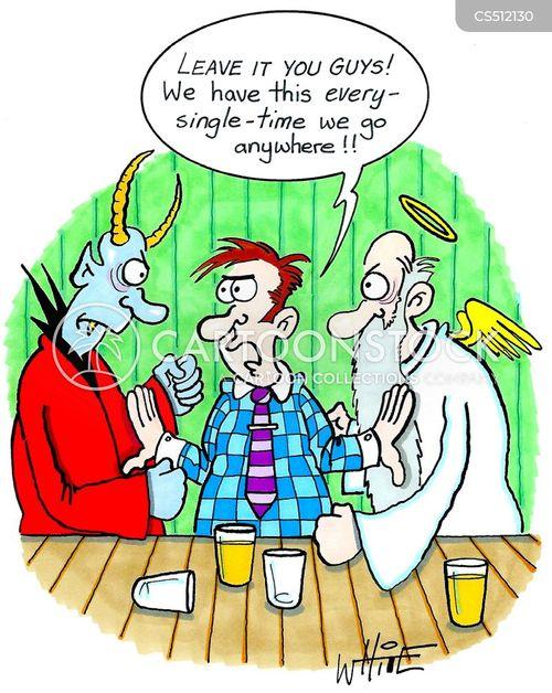 theologist cartoon