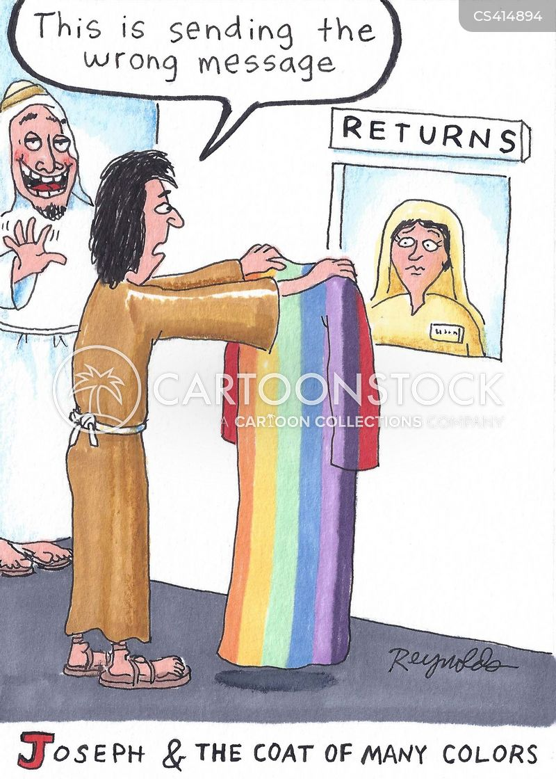 gay icon cartoon