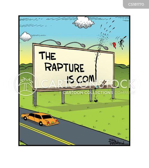 airborne cartoon