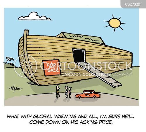 asking price cartoon