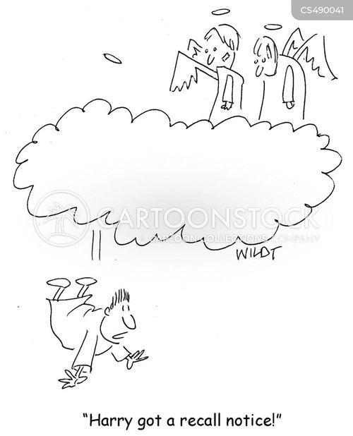 recall notices cartoon