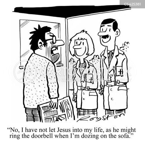 fanaticism cartoon