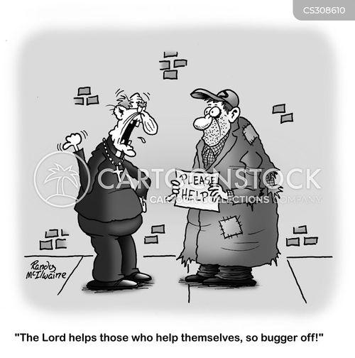 bible verse cartoon