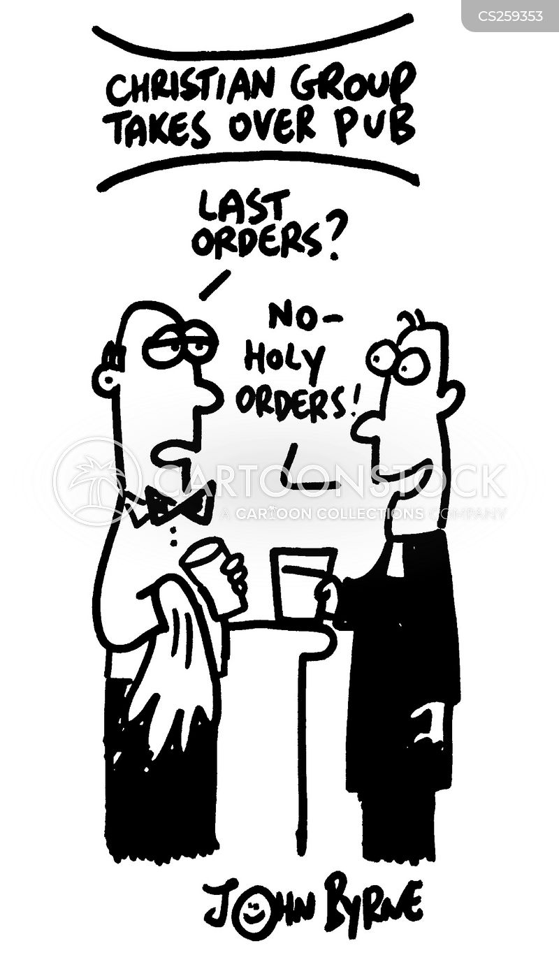 last orders cartoon