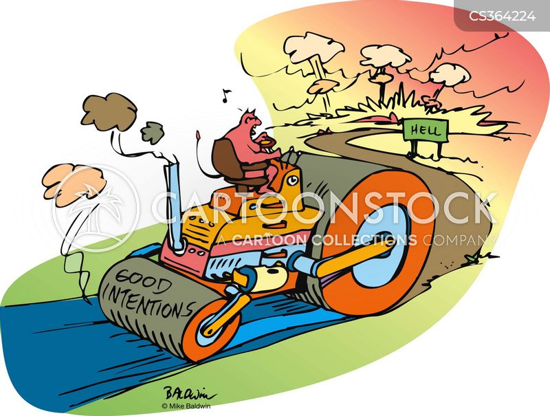 badness cartoon
