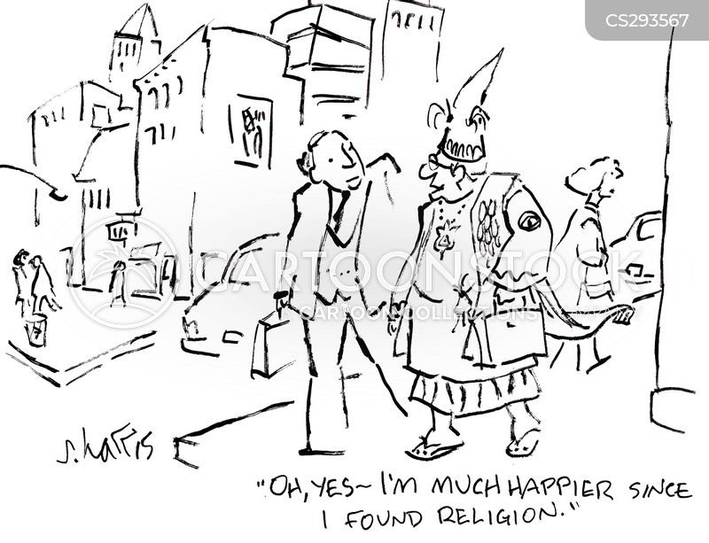 personal contentment cartoon