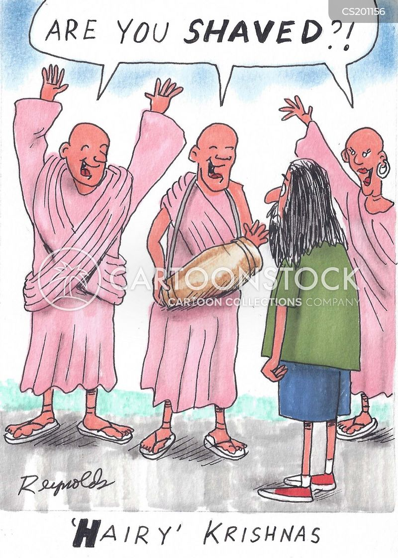 hinduism cartoon