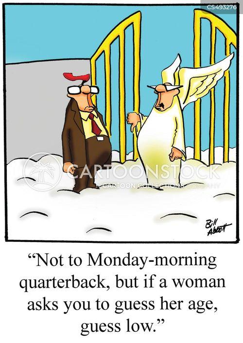 murder victim cartoon