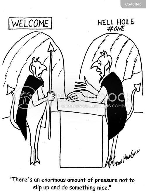 underworlds cartoon