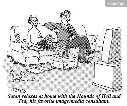 image consultants cartoon