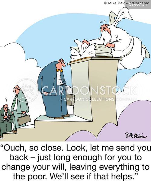 second chance cartoon