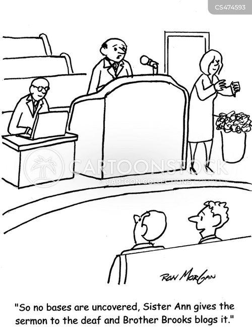 signers cartoon
