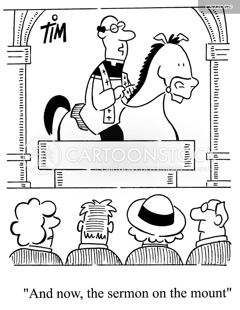 Songs Of Praise Cartoons and Comics - funny pictures from