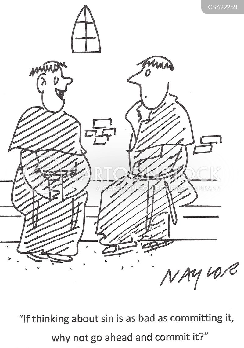 bible teachings cartoon