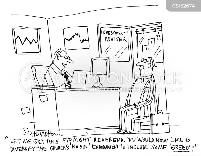 endowment cartoon