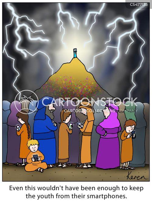false idol cartoon
