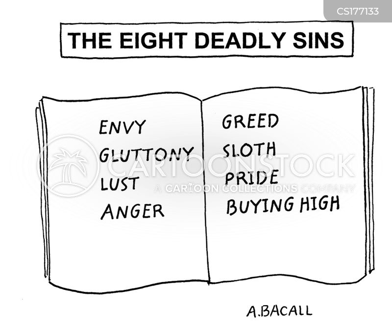 Seven Deadly Sins cartoons, Seven Deadly Sins cartoon, funny, Seven Deadly Sins picture, Seven Deadly Sins pictures, Seven Deadly Sins image, Seven Deadly Sins images, Seven Deadly Sins illustration, Seven Deadly Sins illustrations