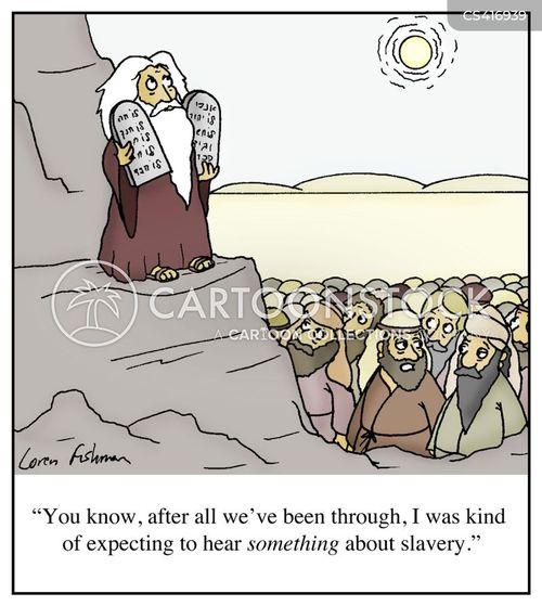 slavers cartoon