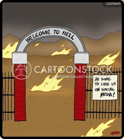 christian doctrine cartoon