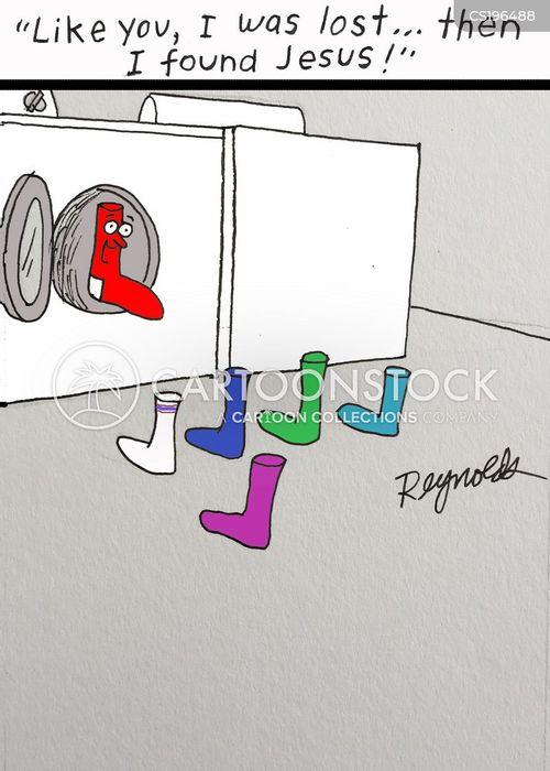laundry machine cartoon