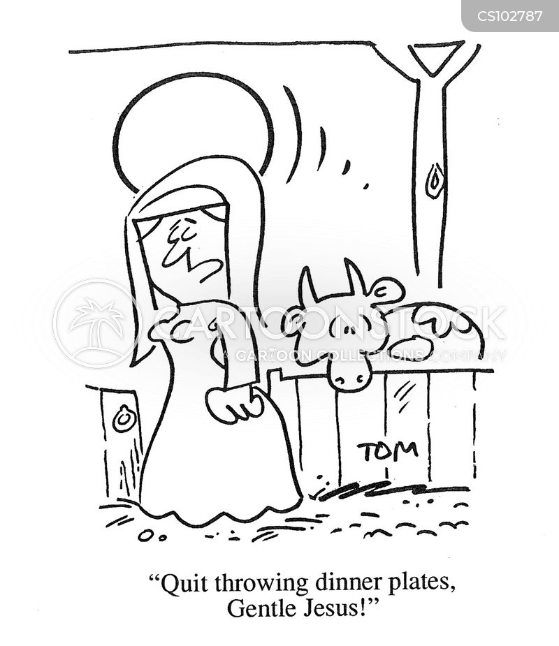 Dinner Plates cartoon 1 of 1  sc 1 st  CartoonStock : dinner plate cartoon - Pezcame.Com
