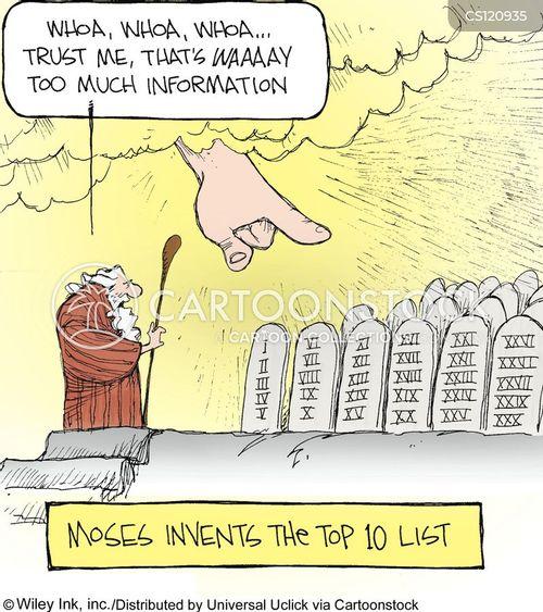 top ten cartoon
