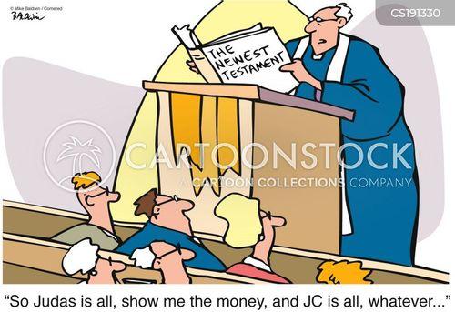 interprets cartoon