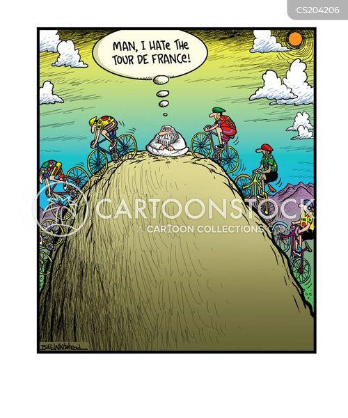 spiritual advisers cartoon