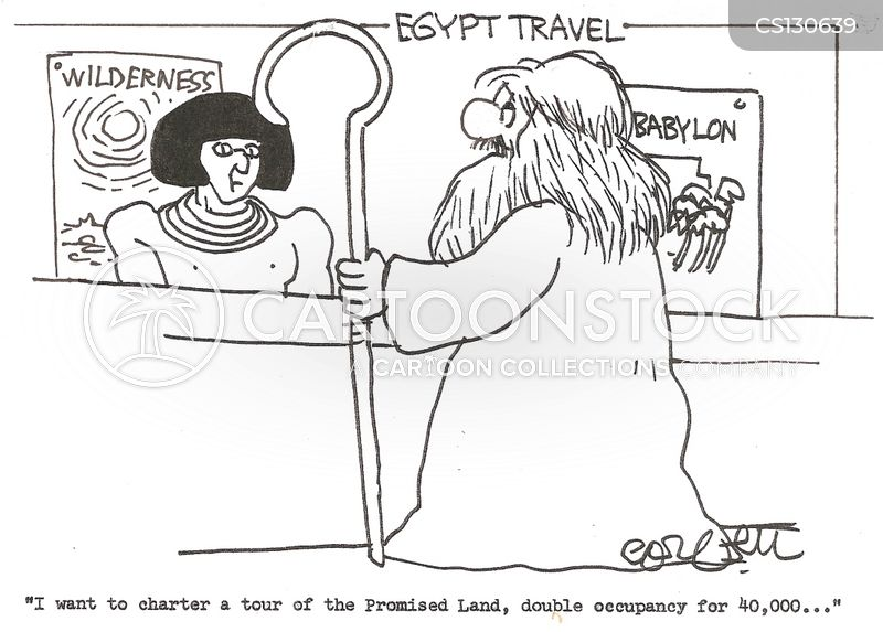 Funny Pictures About Egypt: Escape From Egypt Cartoons And Comics