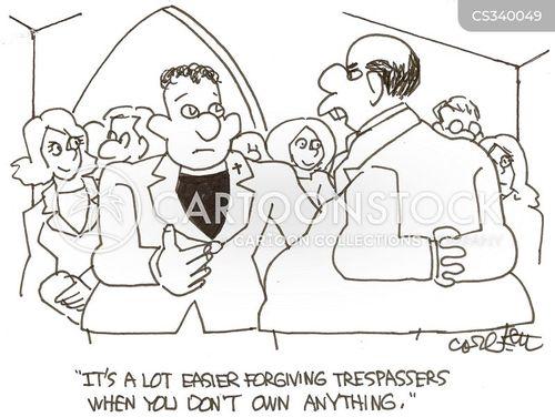 christian teaching cartoon