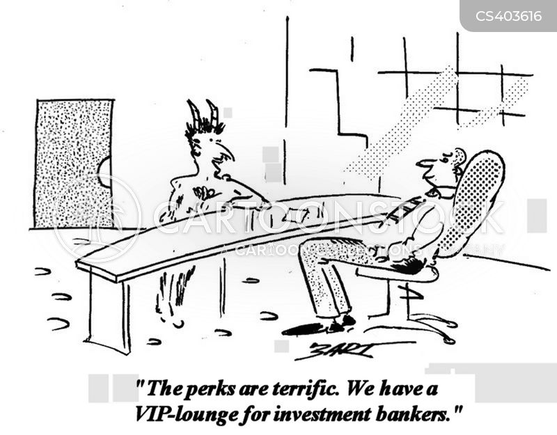 vip lounges cartoon