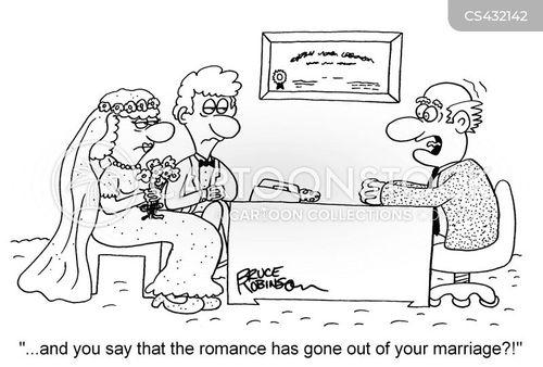 honeymoon periods cartoon